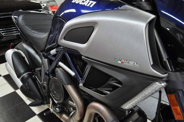 2013 Ducati Diavel  - Pompano Beach FL