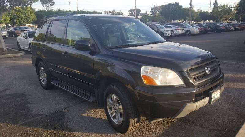 2005 Honda Pilot for sale at Ammari Motors, LLC in Gardena CA
