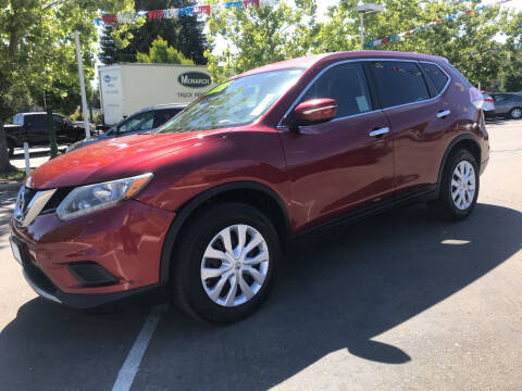 2015 Nissan Rogue for sale at Autos Wholesale in Hayward CA