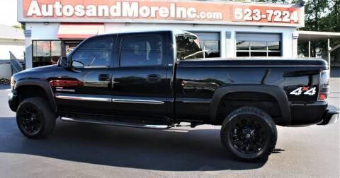 2004 GMC Sierra 2500HD for sale at Autos and More Inc in Knoxville TN