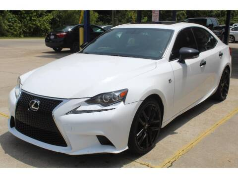 2015 Lexus IS 250 for sale at Inline Auto Sales in Fuquay Varina NC
