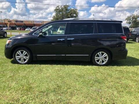 2012 Nissan Quest for sale at Unique Motor Sport Sales in Kissimmee FL