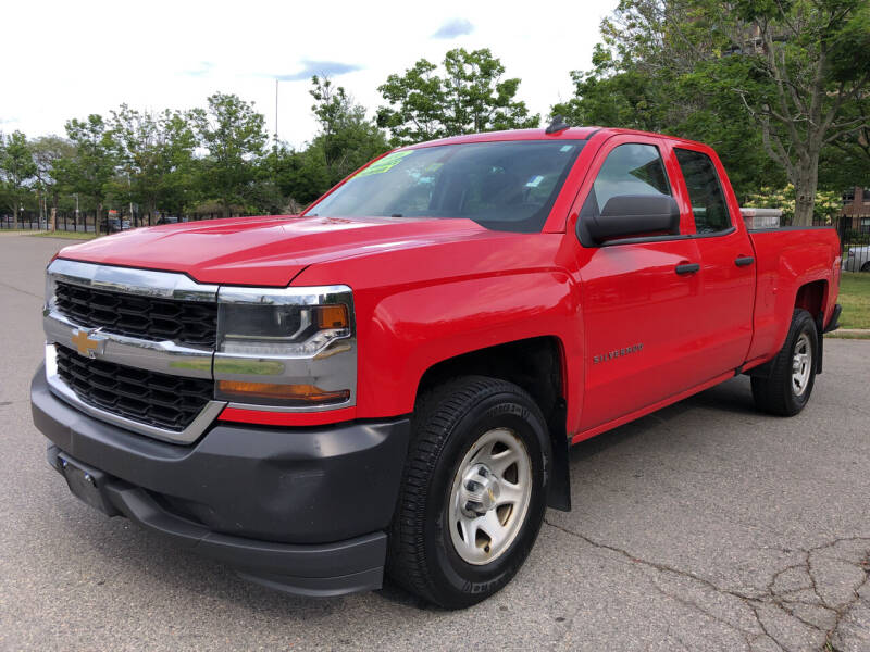 2016 Chevrolet Silverado 1500 for sale at Commercial Street Auto Sales in Lynn MA