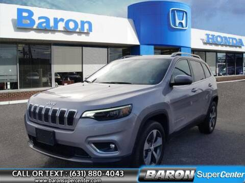 2019 Jeep Cherokee for sale at Baron Super Center in Patchogue NY
