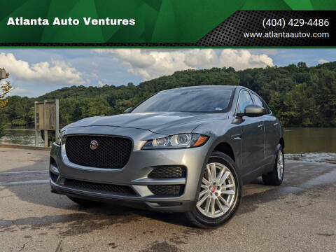 2020 Jaguar F-PACE for sale at Atlanta Auto Ventures in Roswell GA