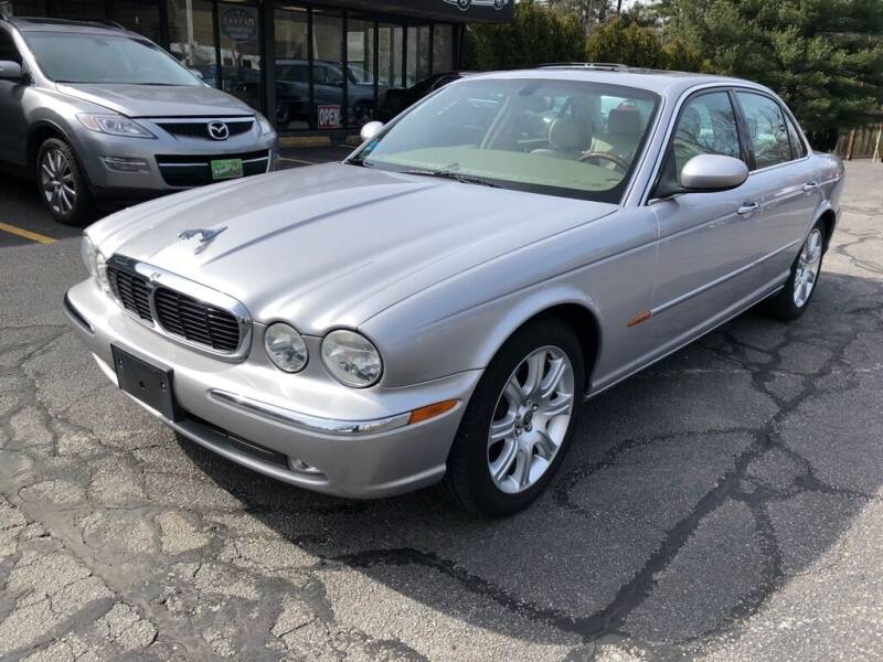 2004 Jaguar XJ-Series for sale at Premier Automart in Milford MA