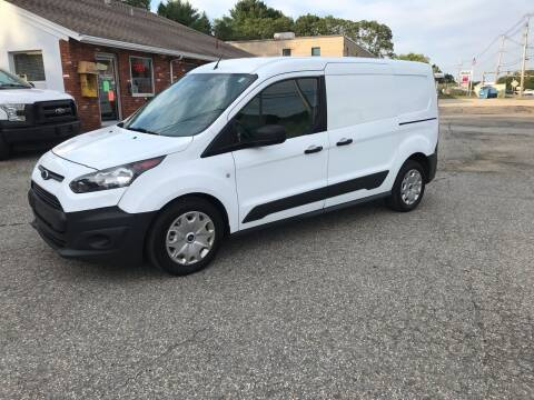 2016 Ford Transit Connect Cargo for sale at J.W.P. Sales in Worcester MA