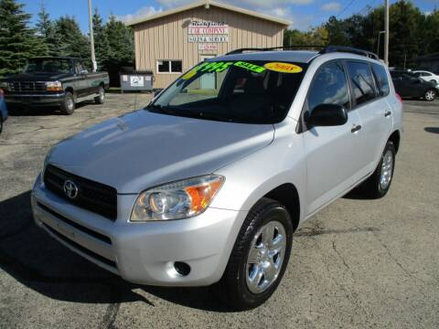 2008 Toyota RAV4 for sale at Richfield Car Co in Hubertus WI