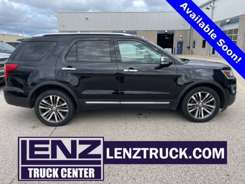 2016 Ford Explorer for sale at Lenz Auto - Coming Soon in Fond Du Lac WI