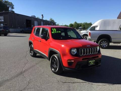 2019 Jeep Renegade for sale at SHAKER VALLEY AUTO SALES - Late Models in Enfield NH