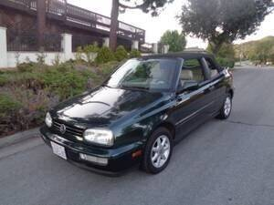 1998 Volkswagen Golf Convertiable for sale at Inspec Auto in San Jose CA