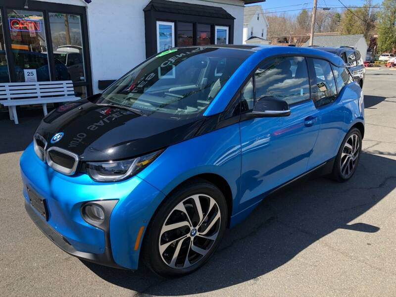 2017 BMW i3 for sale at Auto Sales Center Inc in Holyoke MA