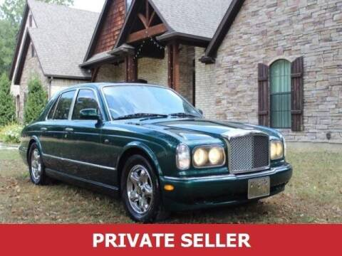 1999 Bentley Arnage for sale at US 24 Auto Group in Redford MI