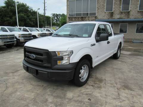 2016 Ford F-150 for sale at Lone Star Auto Center in Spring TX