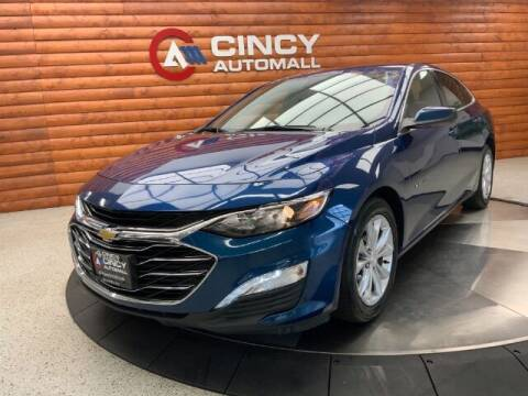 2019 Chevrolet Malibu for sale at Dixie Motors in Fairfield OH