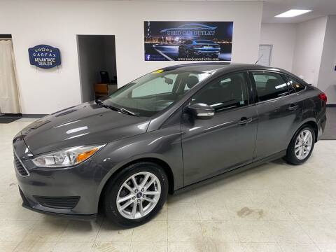 2015 Ford Focus for sale at Used Car Outlet in Bloomington IL