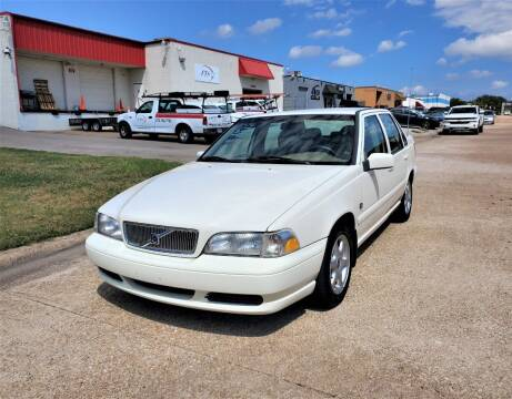 1999 Volvo S70 for sale at Image Auto Sales in Dallas TX
