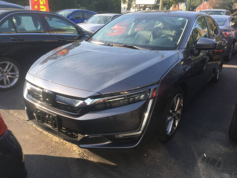 2018 Honda Clarity Plug-In Hybrid for sale at MELILLO MOTORS INC in North Haven CT