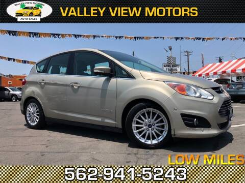 2015 Ford C-MAX Hybrid for sale at Valley View Motors in Whittier CA