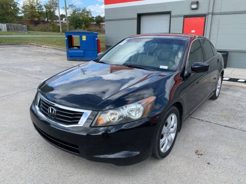 2009 Honda Accord for sale at Diana Rico LLC in Dalton GA