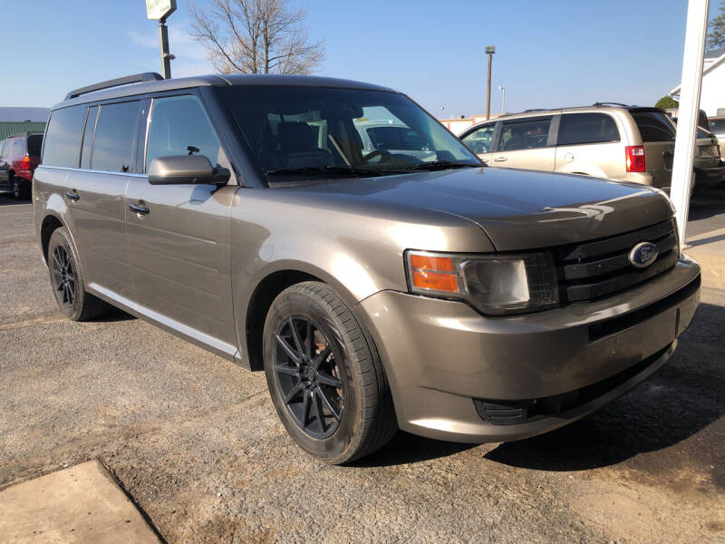 2012 Ford Flex for sale at Rine's Auto Sales in Mifflinburg PA