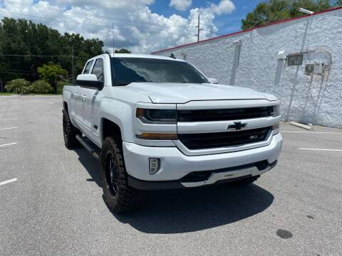 2016 Chevrolet Silverado 1500 for sale at LUXURY AUTO MALL in Tampa FL