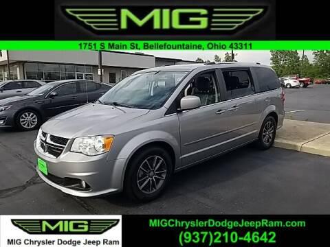 2017 Dodge Grand Caravan for sale at MIG Chrysler Dodge Jeep Ram in Bellefontaine OH
