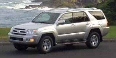 2003 Toyota 4Runner for sale at Quality Toyota in Independence KS