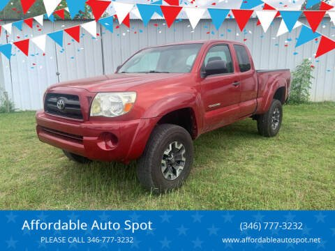 2008 Toyota Tacoma for sale at Affordable Auto Spot in Houston TX