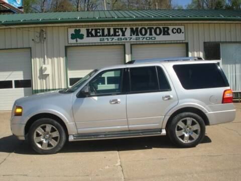 2010 Ford Expedition for sale at Kelley Motor Co. in Hamilton IL