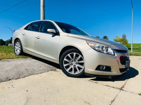 2014 Chevrolet Malibu for sale at Midwest Autopark in Kansas City MO