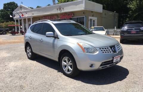 2008 Nissan Rogue for sale at Townsend Auto Mart in Millington TN