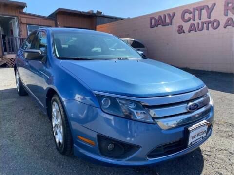 2010 Ford Fusion for sale at SF Bay Motors in Daly City CA