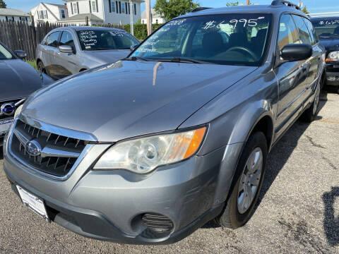 2008 Subaru Outback for sale at Volare Motors in Cranston RI
