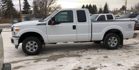 2015 Ford F-250 Super Duty for sale at Canuck Truck in Magrath AB