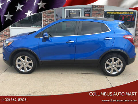 2017 Buick Encore for sale at Columbus Auto Mart in Columbus NE