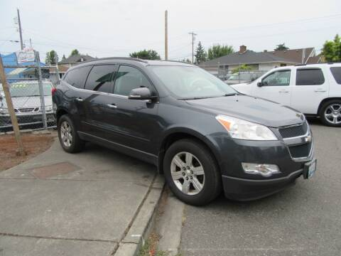 2010 Chevrolet Traverse for sale at Car Link Auto Sales LLC in Marysville WA