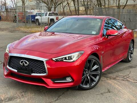 2018 Infiniti Q60 for sale at JMAC IMPORT AND EXPORT STORAGE WAREHOUSE in Bloomfield NJ