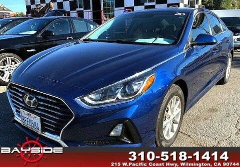 2018 Hyundai Sonata for sale at BaySide Auto in Wilmington CA