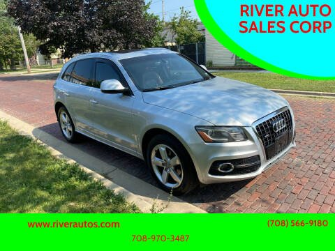 2012 Audi Q5 for sale at RIVER AUTO SALES CORP in Maywood IL