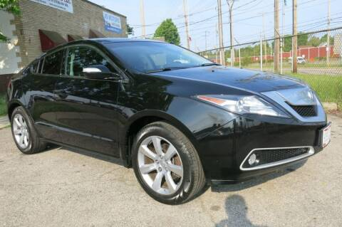 2010 Acura ZDX for sale at VA MOTORCARS in Cleveland OH