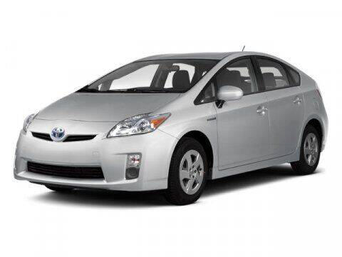2010 Toyota Prius for sale at HILAND TOYOTA in Moline IL