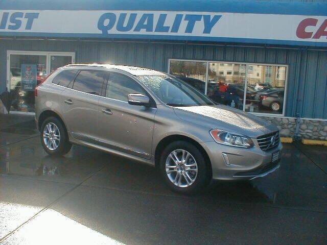 2015 Volvo XC60 for sale at Dick Vlist Motors, Inc. in Port Orchard WA