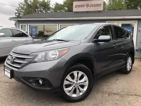 2012 Honda CR-V for sale at Star Cars LLC in Glen Burnie MD