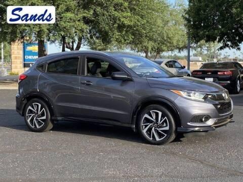 2019 Honda HR-V for sale at Sands Chevrolet in Surprise AZ