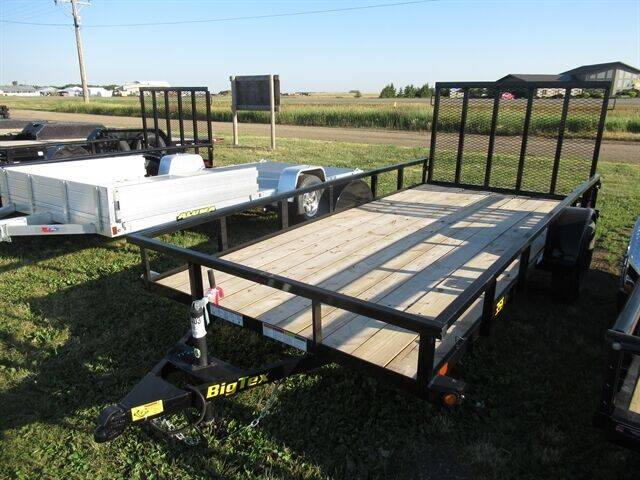 2021 Big Tex 14FT UTILI for sale in Highmore, SD