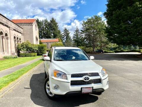 2010 Toyota RAV4 for sale at EZ Deals Auto in Seattle WA