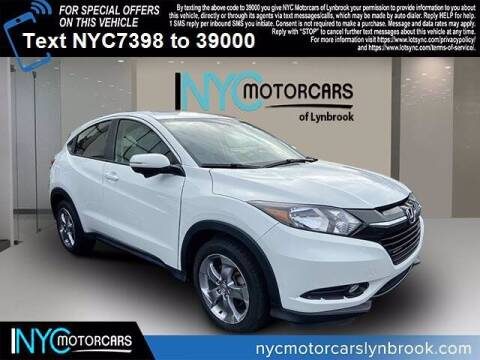 2017 Honda HR-V for sale at NYC Motorcars in Freeport NY