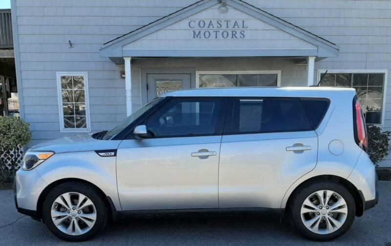 2015 Kia Soul for sale at Coastal Motors in Buzzards Bay MA