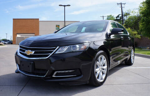 2018 Chevrolet Impala for sale at International Auto Sales in Garland TX
